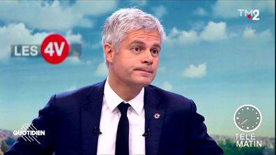 Mensonge et gilets jaunes: leçon de comédie, par Laurent Wauquiez
