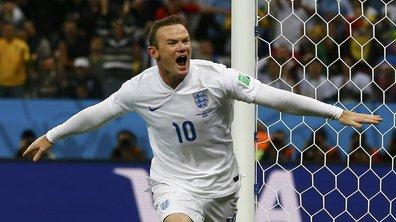 Angleterre : Wayne Rooney sur le toit du monde