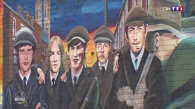 Week-end à Belfast, une ville marquée par la guerre civile