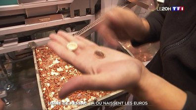Week-end à l'usine de Pessac : là où naissent les euros