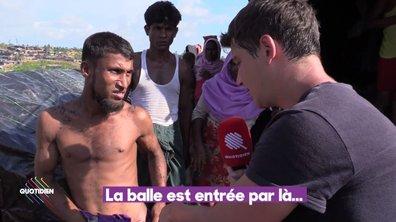 Martin Weill, au coeur de la crise des Rohingyas (reportage en intégralité)