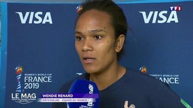 """France - Wendie Renard : """"Il faut tout faire pour remporter cette compétition"""""""