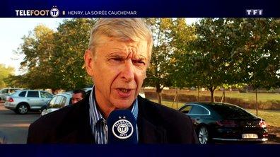 """[EXCLU Téléfoot – 21/10] - Wenger : """"La venue d'Henry va donner un swing positif à Monaco"""""""