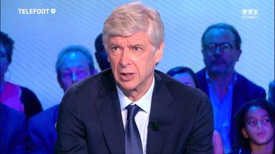 [EXCLU Téléfoot 03/09] Arsène Wenger juge le début de saison d'Arsenal