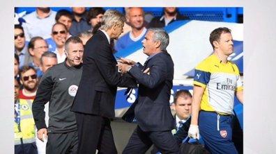 Arsène Wenger - José Mourinho, bataille de mots