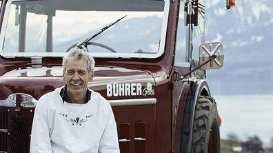 Insolite : un supporter suisse se rendra en Russie en… tracteur !