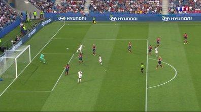 Norvège - Angleterre (0 - 1) : Voir le poteau de White en vidéo