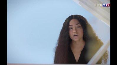 """Whitney, gagnante de """"The Voice"""", sort son premier album"""