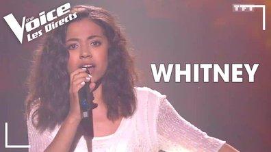 DIRECT 2 [Mika] - Whitney – Pour que tu m'aimes encore (Céline Dion) – Quart de Finale