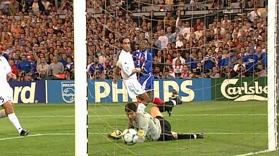France - Italie : Revoir l'égalisation au bout du suspense de Wiltord (Euro 2000)