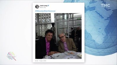 #WoodyAllenforever : Pourquoi Jack Lang défend Woody Allen