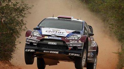 WRC - Rallye de l'Acropole - SS2 : Novikov confirme