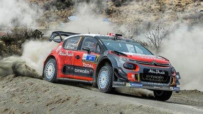 WRC 2017 – Rallye du Mexique : Kris Meeke offre une première victoire à la Citroën C3