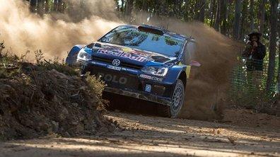 WRC - Portugal 2015, ES10: Latvala sous pression