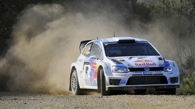 WRC - Rallye du Portugal - ES4 : Sordo presse Ogier