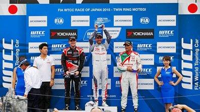 WTCC – Japon 2015 : Lopez et Monteiro brillent en course