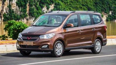 Wuling Hongguang : la quatrième voiture la plus vendue au monde !