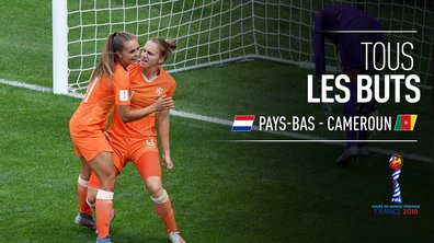 Pays-Bas - Cameroun : Voir tous les buts du match en vidéo
