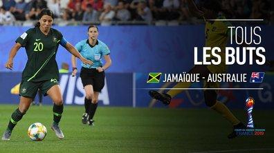 Jamaïque - Australie : Voir tous les buts du match en vidéo