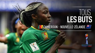 Cameroun - Nouvelle-Zélande : Voir tous les buts du match en vidéo