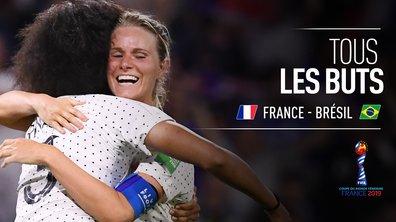 France - Brésil : Voir tous les buts du match en vidéo