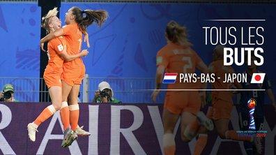 Pays-Bas - Japon : Voir tous les buts du match en vidéo