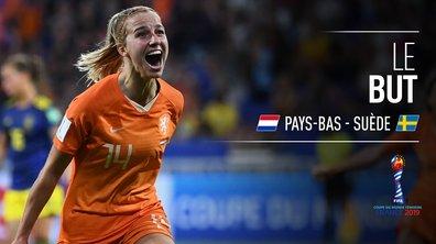 Pays-Bas - Suède (1 - 0) : Voir le but de Groenen en vidéo