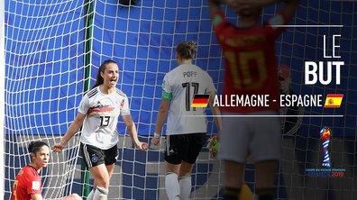 Allemagne - Espagne : Voir le but de Dabritz en vidéo