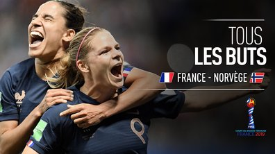 France - Norvège : Voir tous les buts du match en vidéo