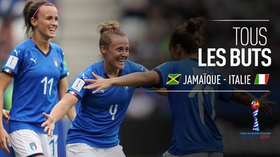 Jamaïque - Italie : Voir tous les buts du match en vidéo