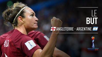 Angleterre - Argentine (1 - 0) : Voir le but de Taylor en vidéo