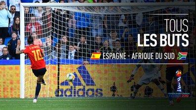 Espagne - Afrique du Sud : Voir tous les buts du match en vidéo