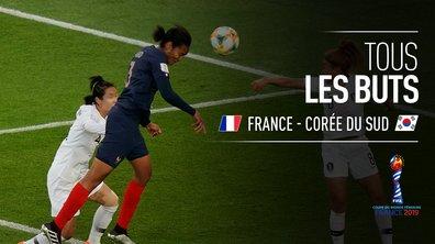 France - Corée du Sud : Voir tous les buts du match en vidéo