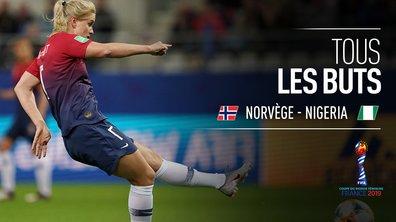 Norvège - Nigeria : Voir tous les buts du match en vidéo