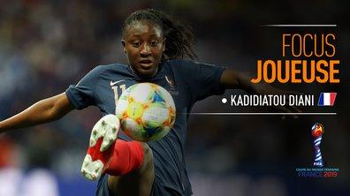 France - Norvège : Voir le match de la virevoltante Kadidiatou Diani