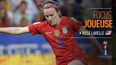 Angleterre - USA : Voir le match de Rose Lavelle en vidéo