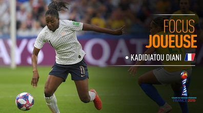 France - Brésil : Voir le match de Kadidiatou Diani en vidéo
