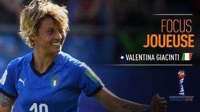 Italie - Chine : Voir le match de Giacinti en vidéo