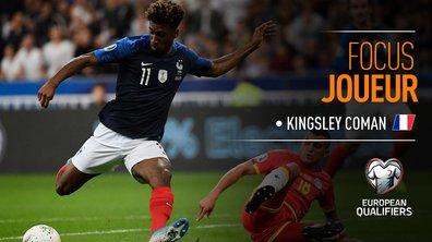 France - Andorre : Voir le match de Coman en vidéo