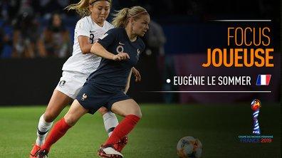 France - Corée du Sud : Voir le match d'Eugénie Le Sommer en vidéo