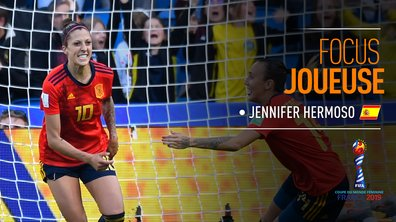 Espagne - Afrique du Sud : Voir le match de Jennifer Hermoso en vidéo