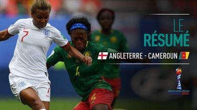 Angleterre - Cameroun : Voir le résumé du match en vidéo