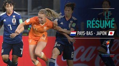 Pays-Bas - Japon : Voir le résumé du match en vidéo