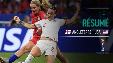 Angleterre - USA : Voir le résumé du match en vidéo