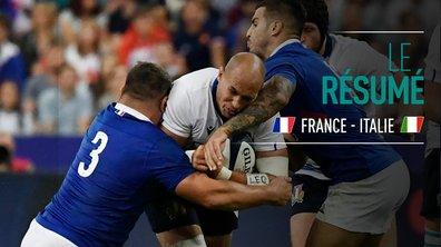 France - Italie : Voir le résumé du match en vidéo