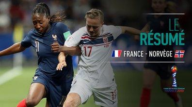France - Norvège : Voir le résumé du match en vidéo