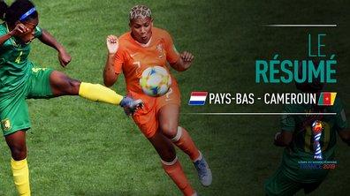 Pays-Bas - Cameroun : Voir tous le résumé du match en vidéo