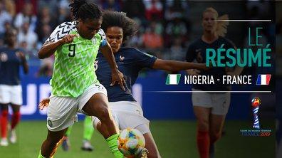 Nigeria - France : Voir le résumé du match en vidéo