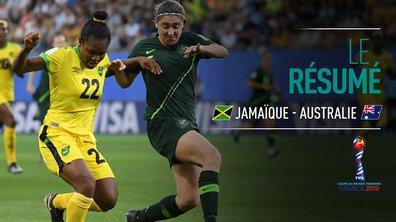 Jamaïque - Australie : Voir le résumé du match en vidéo
