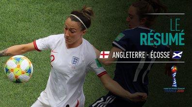 Angleterre - Ecosse : Voir le résumé du match en vidéo